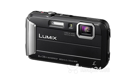 Фотоаппарат Panasonic Lumix DMC-FT30EG в рассрочку Liisi